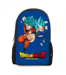 dragon ball z art printed backpacks