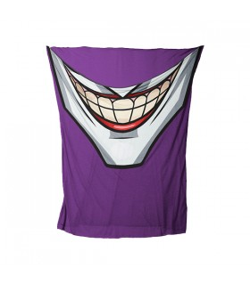 joker printed bandana mask