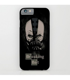 Breaking Bad Bane printed mobile cover