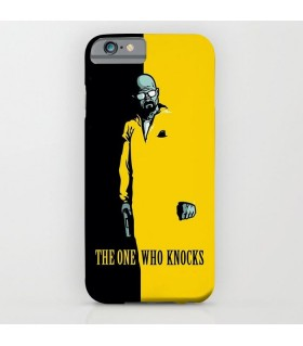 Breaking Bad Knocks printed mobile cover