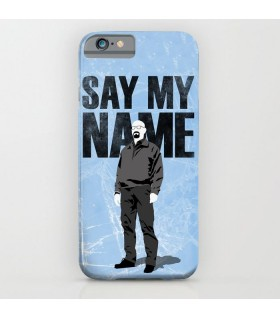 Breaking Bad Sky Blue printed mobile cover