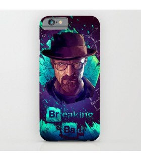 Breaking Bad Walter White printed mobile cover