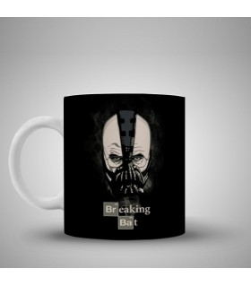 Breaking Bad Bane face printed mug