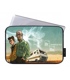 Breaking Bad Van printed laptop sleeves