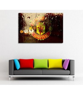 manchester united canvas frames