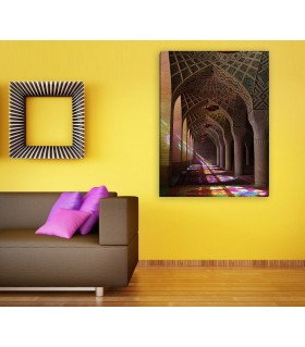 mosque canvas frames