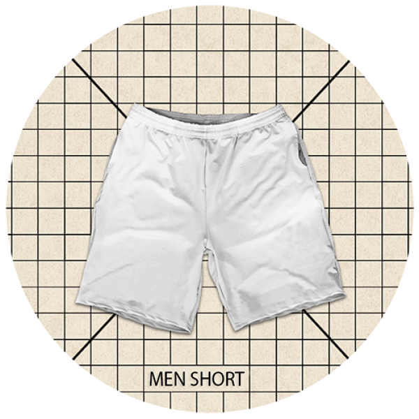 CREATE YOUR OWN MEN SHORT