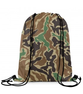proud pak army soldier printed drawstring bag