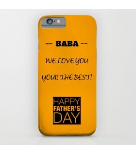 baba art printed mobile cover