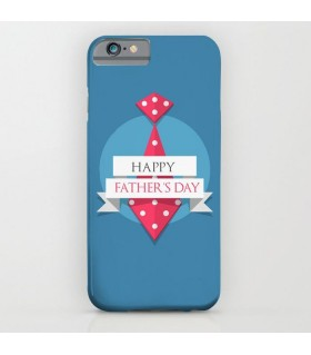 happy fathers day art printed mobile cover