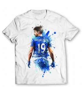 Costa printed graphic t-shirt