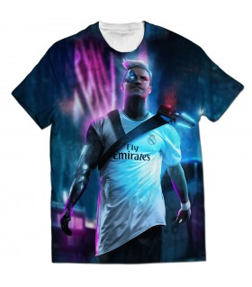 Ronaldo all over printed t-shirt
