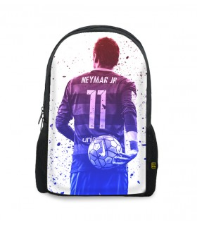 naymar printed backpacks
