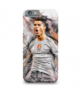 Ronaldo printed mobile cover