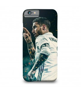 Sergio ramos printed mobile cover