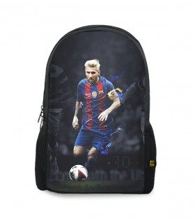 Lionel messi printed backpacks