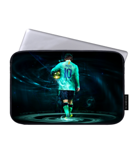 Lionel messi printed laptop sleeves