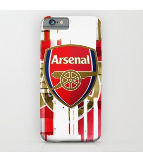 arsenal art printed mobile cover