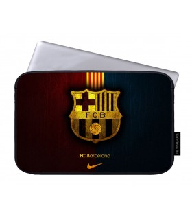 f c b art printed laptop sleeves