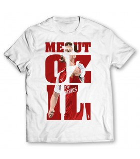 mesut ozil printed graphic t-shirt