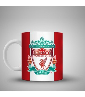 liverpool art printed mug