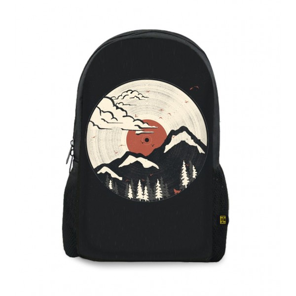 mountant art printed backpacks