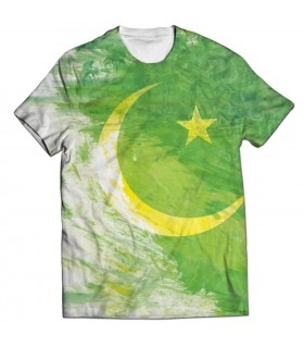 pakistan all over printed t-shirt