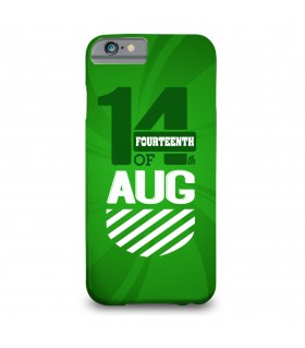 14 august printed mobile cover.