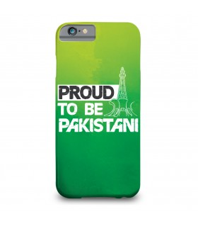proud to be pakistani printed mobile cover
