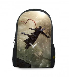 Assassins creed chronicles printed backpacks