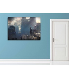 Assassins creed unity canvas frames