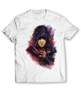 Arno Dorian printed graphic t-shirt