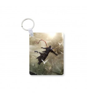 Assassins Creed chronicles printed keychain