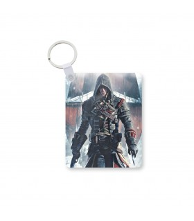 shay cormac printed keychain