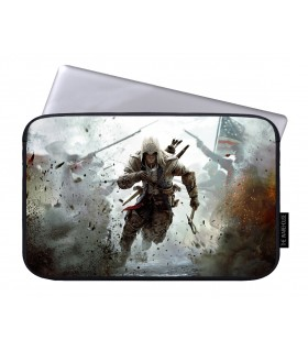 Assassains Creed printed laptop sleeves