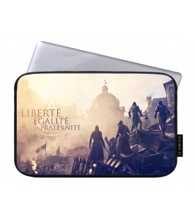Assassins Creed Unity printed laptop sleeves