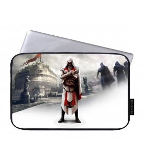 Assassins creed printed laptop sleeves