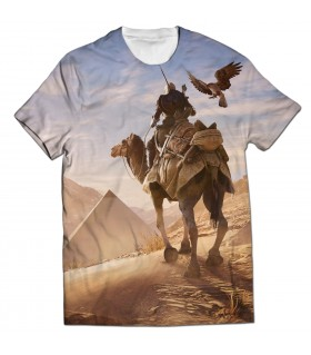 Assassins Creed Origins all over printed t-shirt