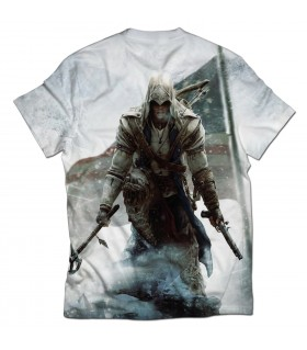 Assassins Creed all over printed t-shirt