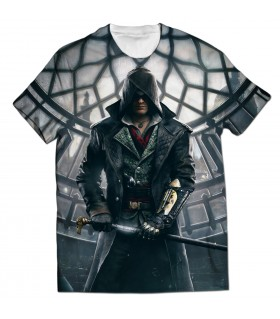 Assassins Creed jacob all over printed t-shirt