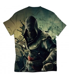 Ezio Auditore all over printed t-shirt