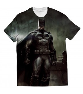 batman all over printed t-shirt