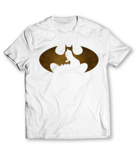 batman printed graphic t-shirt