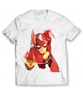 Flash printed graphic t-shirt