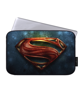 superman printed laptop sleeves