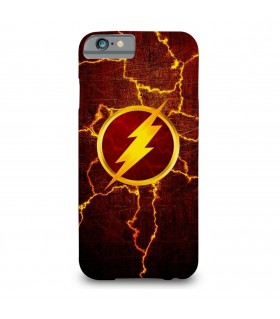 Flash printed mobile cover