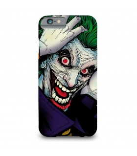 Joker printed mobile cover