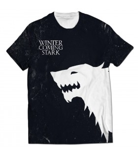 Stark all over printed t-shirt