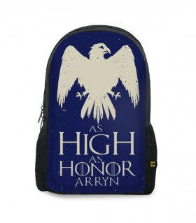 Arryn printed backpack
