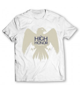 Arryn printed graphic t-shirt